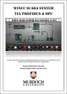 thesis on scada system This research is to design a supervisory control and data acquisition (scada) 13 thesis structure 21 scada system parts.