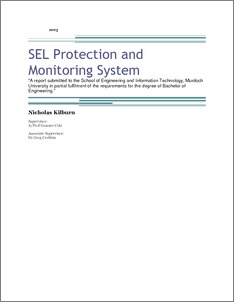network monitoring system thesis