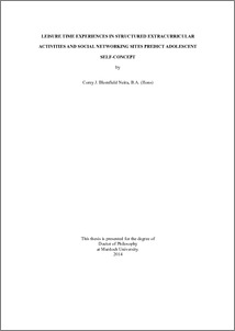 phd thesis on academic achievement Thesis committee members: measuring the academic achievement and english language school psychology jacalyn w weissenburger, phd (may12006) 5 2.
