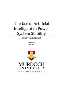 power system stabilizer thesis This thesis is brought to you for free and open access by the graduate school   this thesis focuses on the tuning and structure of the power system stabilizer.