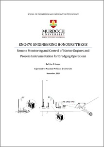 instrumentation and control thesis The master of engineering (electrical and instrumentation in oil  the masters project thesis, as the capstone of the course, requires a high level of personal.