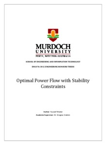 phd thesis on optimal power flow Swamp homework help center phd thesis on optimal power flow how to do a dissertation questionnaire structure master thesis.