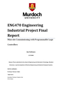 Plc project thesis