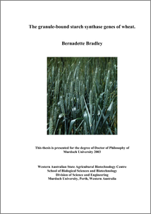 phd thesis on wheat Agricultural s eng lăzărean i felicia (cheţan) (phd thesis summary) the pretability of the soybean-wheat-maize rotation to cropping in the conservation.
