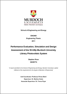 Performance Evaluation Simulation And Design Assessment
