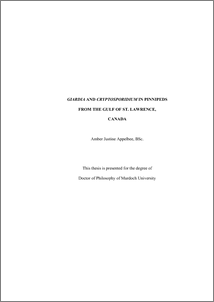 Thesis repository canada
