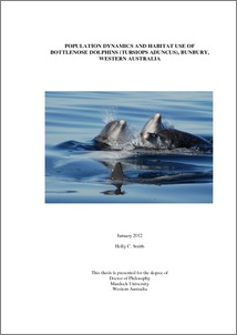 Population dynamics and habitat use of bottlenose dolphins